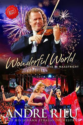 André Rieu - Wonderful World - Live In Maastricht, 1 DVD