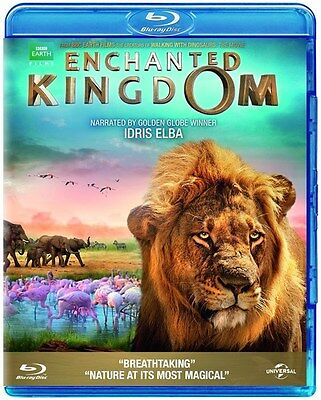 Enchanted Kingdom (3D Edition with 2D Edition) [Blu-ray]