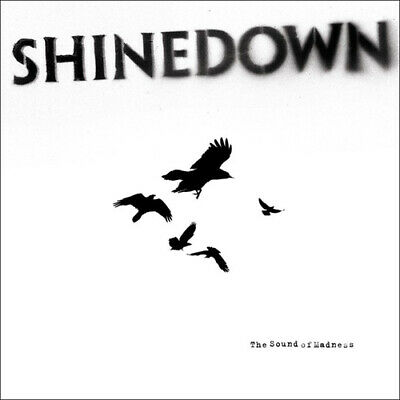 Shinedown : The Sound of Madness CD (2009) ***NEW***