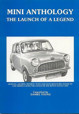 Mini Anthology by Young Articles Road Tests Reports Austin Morris+