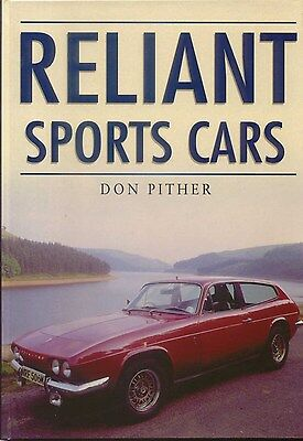 Reliant Sports Cars Sabre Scimitar GTE SS1 SS2 SST Bond Bug Cipher FW7 Rebel +
