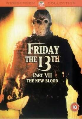 Friday the 13th: Part 7 DVD (2002) Lar Parc-Lincoln