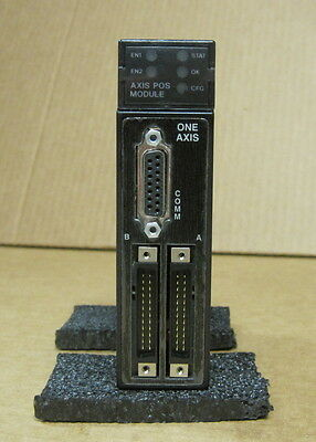 GE FANUC IC693-APU301 Axis Positioning Module