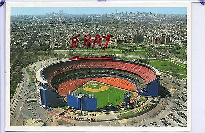 Aerial View Of Shea Stadium,Home Of The Mets,Flushing Meadows Park-Flushing,Ny