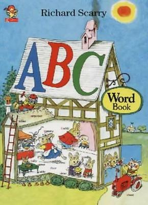 ABC Word Book By Richard Scarry. 9780007111435