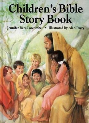 Children's Bible Story Book By Jennifer Rees Larcombe, Alan Parry