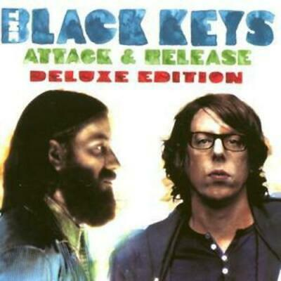 The Black Keys : Attack & Release CD Deluxe  Album with DVD 2 discs (2008)