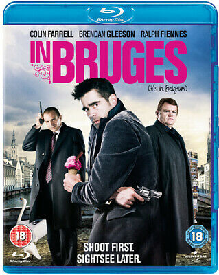 In Bruges Blu-Ray (2011) Colin Farrell