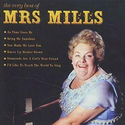 Mrs. Mills : The Very Best Of CD (2003) Highly Rated eBay Seller, Great Prices