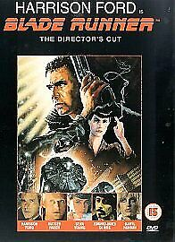 Blade Runner: The Director's Cut DVD (1999) Harrison Ford