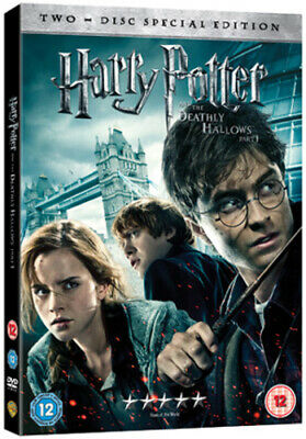 Harry Potter and the Deathly Hallows: Part 1 DVD (2011) Daniel Radcliffe, Yates