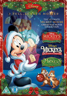 The Ultimate Mickey Mouse Movie Collection DVD (2009) Tony Craig