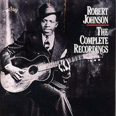 Robert Johnson : Complete Recordings CD (1990)