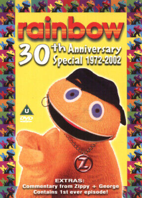 Rainbow: 30th Anniversary DVD (2002) cert U Incredible Value and Free Shipping!