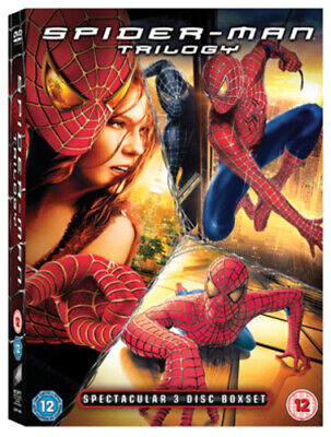 Spider-Man Trilogy DVD (2009) Tobey Maguire