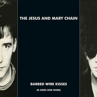 The Jesus and Mary Chain : Barbed Wire Kisses CD (1988)