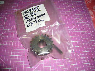 Pinon Beater Gear, 32T, 15217, Hobart Mixer A200, CLEAN & NICE-Used Item