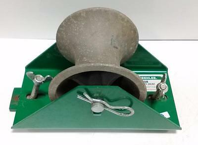 Greenlee Tray-Type Sheave 658