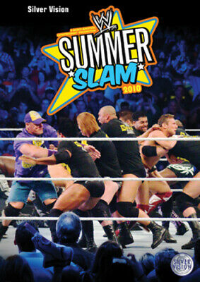 WWE: Summerslam 2010 DVD (2010) The Undertaker
