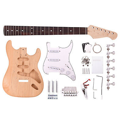 Artist STDIY Do it Yourself Guitar Kit - New
