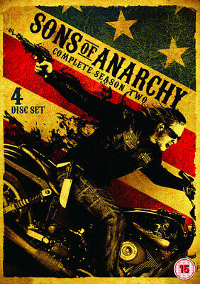 Sons of Anarchy: Complete Season 2 DVD (2010) Charlie Hunnam