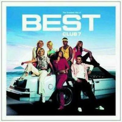 S Club 7 : Best - The Greatest Hits CD (2003)