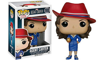 Agent Carter with Gold Orb Pop! Vinyl Figure Exclusive - Funko - FU6705