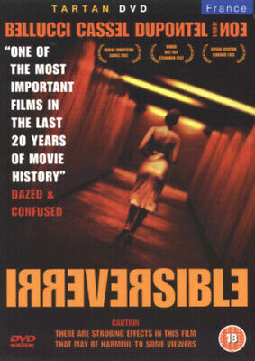 Irreversible DVD (2003) Vincent Cassell