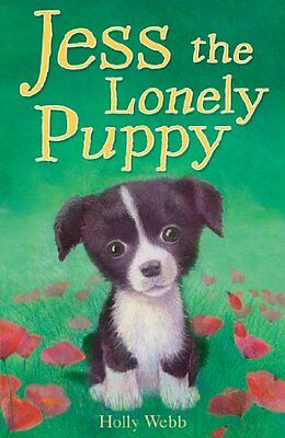 Jess the Lonely Puppy By Holly Webb, Sophy Williams