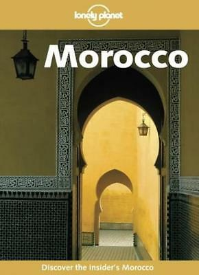 Morocco (Lonely Planet Travel Guides) By Geoff Crowther, Bradley Mayhew, Jan Do