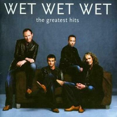 Wet Wet Wet : The Greatest Hits CD (2004) Highly Rated eBay Seller, Great Prices