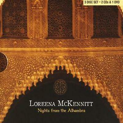 Loreena McKennitt : Nights from the Alhambra CD (2007) ***NEW***