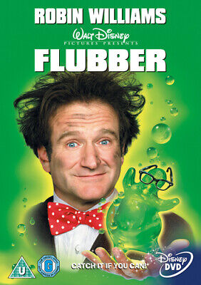 Flubber DVD (2001) Robin Williams
