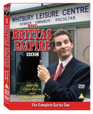 The Brittas Empire: The Complete Series 1 DVD (2003) Chris Barrie cert PG 2
