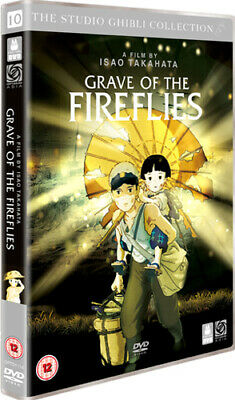 Grave of the Fireflies DVD (2007) Isao Takahata
