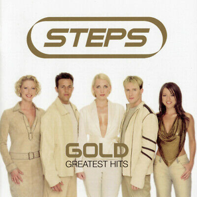 Steps : Gold: Greatest Hits CD (2004)