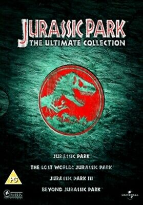 Jurassic Park: Trilogy Collection DVD (2006) Richard Attenborough