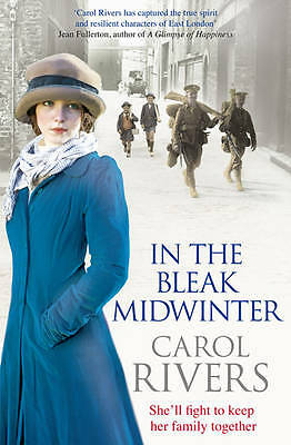 In the Bleak Midwinter by Carol Rivers (Paperback) New Book