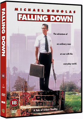 Falling Down DVD (2000) Michael Douglas ***NEW***