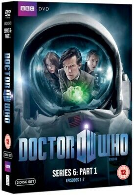 Doctor Who - The New Series: 6 - Part 1 DVD (2011) Matt Smith