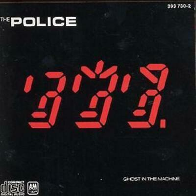 The Police : Ghost In The Machine CD (1991)