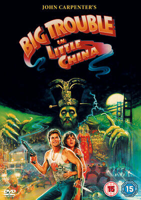 Big Trouble in Little China DVD (2004) Kurt Russell