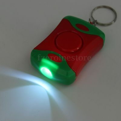 Personal Anti Rape Attack Panic  Safety Security Alarm Siren & LED Torch