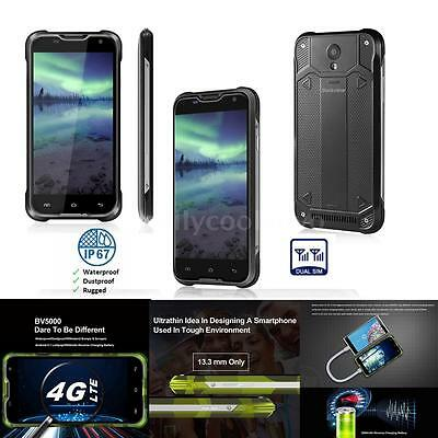 IP67 Rugged Blackview BV5000 Android 6.0 4G LTE Smartphone 2GB+16GB Negro Z8CL