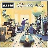 Oasis : Definitely Maybe CD (1994) Value Guaranteed from eBay's biggest seller!