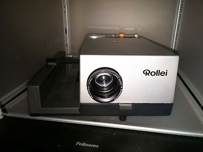 Rollei P350A  Slide Projector Works!
