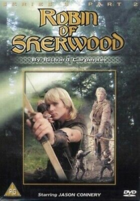Robin of Sherwood: Series 3 - Part 2 - Episodes 7-13 DVD (2002) Jason Connery