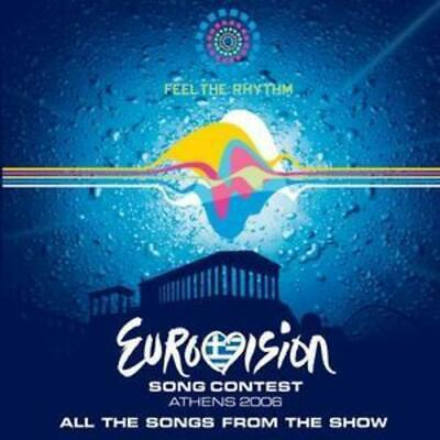 Various Artists : Eurovision Song Contest - Athens 2006 CD 2 discs (2006)
