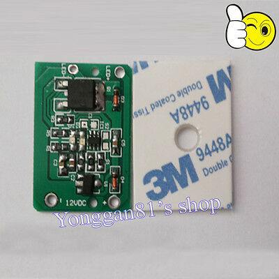 12V Capacitive Touch Switch Module Inching / Latch Switch Sensor for Relay LED T
