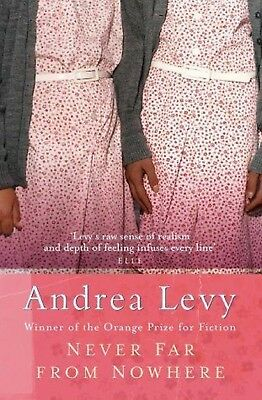 Never Far from Nowhere by Andrea Levy, Book, New  (Paperback)
